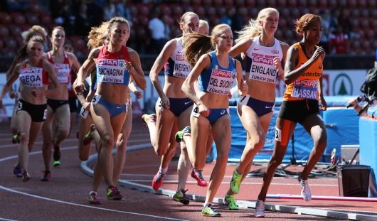 На чемпионате Европы легкоатлетка из Удмуртии финишировала 10-й