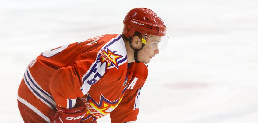 Хоккейная «Ижсталь» начал с победы домашнюю серию