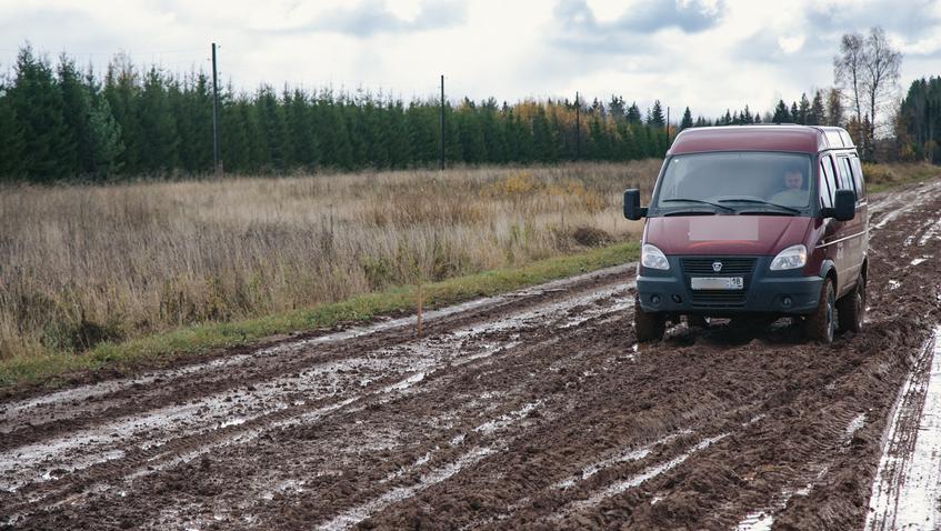 На ремонт непроезжих дорог Удмуртии потратят 4,6 млрд рублей