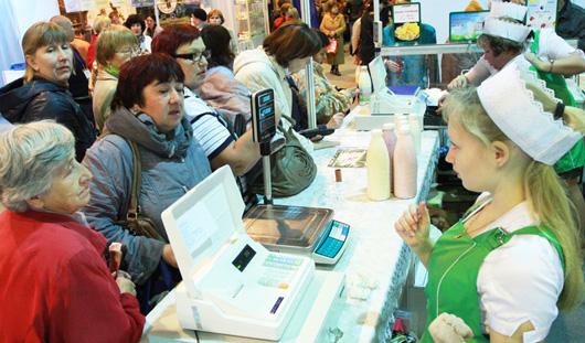 Всероссийская ярмарка в Удмуртии поможет в продвижении продукции местных производителей