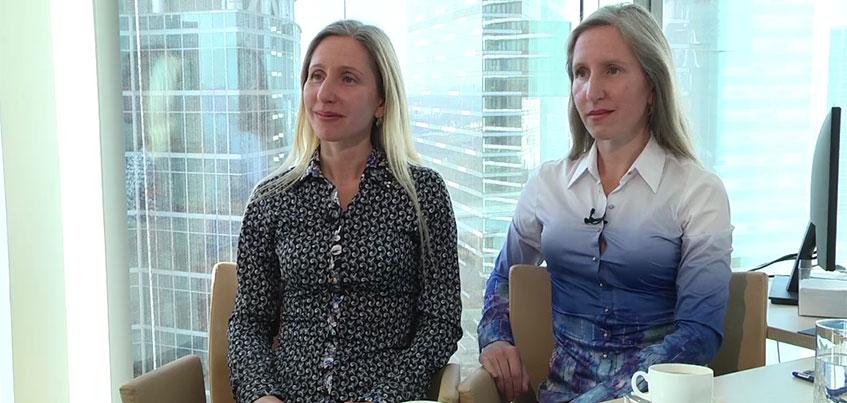Сестры Шероновы: «В Телетрейд Групп все прозрачно и надежно»