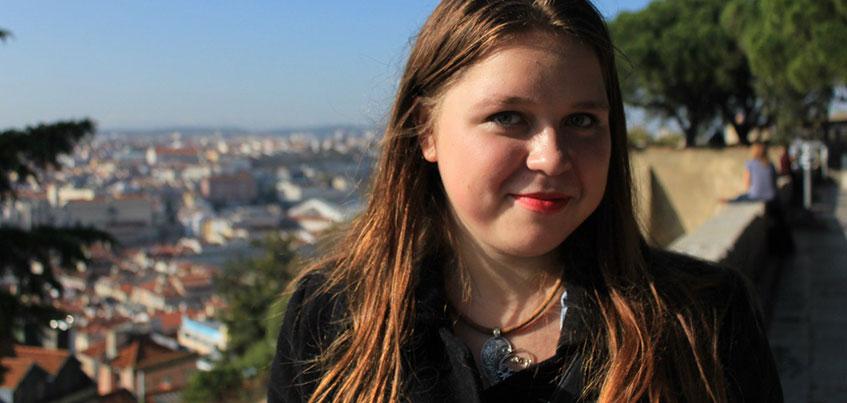 «Русская удмуртка» в Португалии: как выучить пять языков, уехать на океан и поужинать с президентом