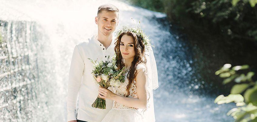 Ижевские молодожены: сыграли свадьбу в стиле викингов