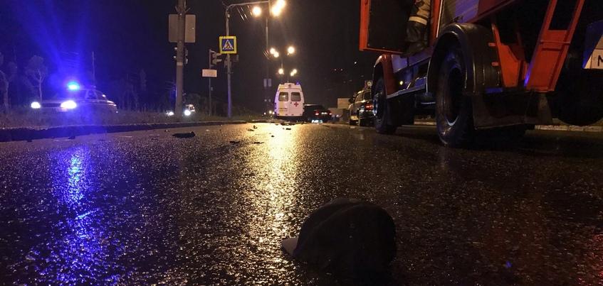 Насмерть сбившего пешехода пьяного таксиста осудили в Ижевске
