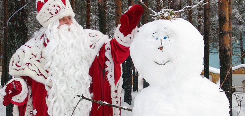 Встреча с Российским Дедом Морозом и Новогодняя ярмарка мастеров: куда сходить в Ижевске?