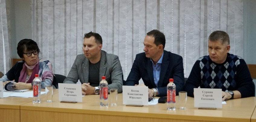На Инвестиционном совете Ижевска обсудили проект развития водного транспорта