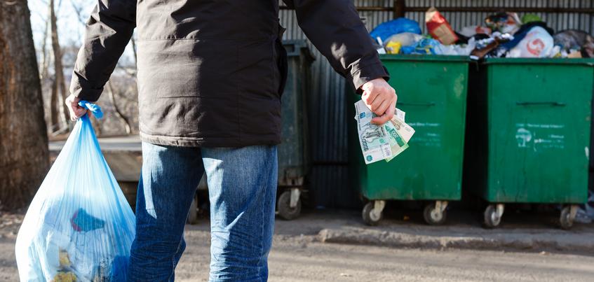 Способ расчета тарифа на вывоз мусора в Удмуртии могут пересмотреть