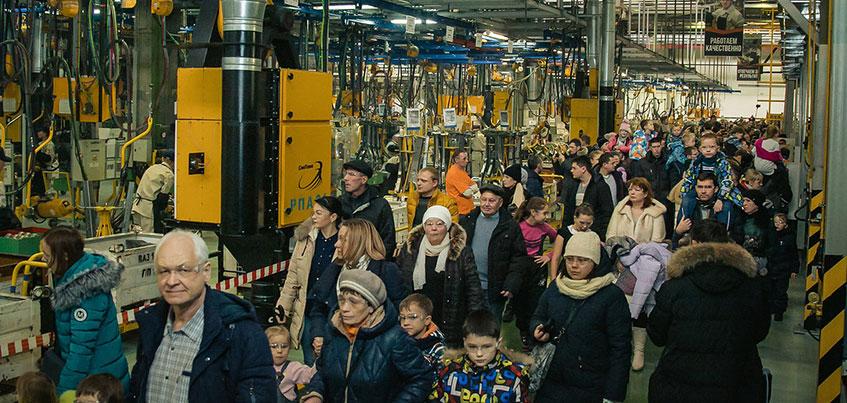 Топ-5 популярных вопросов ижевчан о Дне открытых дверей на LADA Ижевском автомобильном заводе