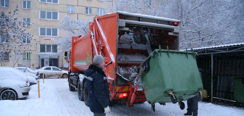 Тариф по прописке: в Удмуртии утвердили способ расчета платы за вывоз мусора