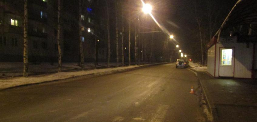 Пьяный водитель сбил женщину на «зебре» в Ижевске
