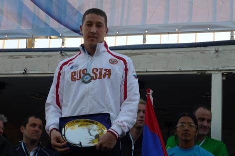 Пловца из Ижевска отстранили от Чемпионата Европы
