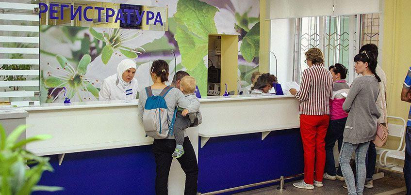 «Новая поликлиника» в Ижевске: электронная медицинская карта, отсутствие очередей и кабинеты неотложной помощи