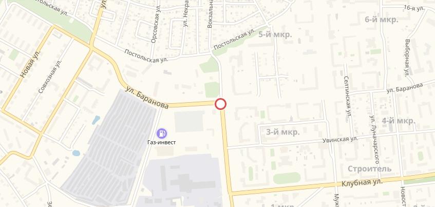 Новый светофор появится в Ленинском районе Ижевска