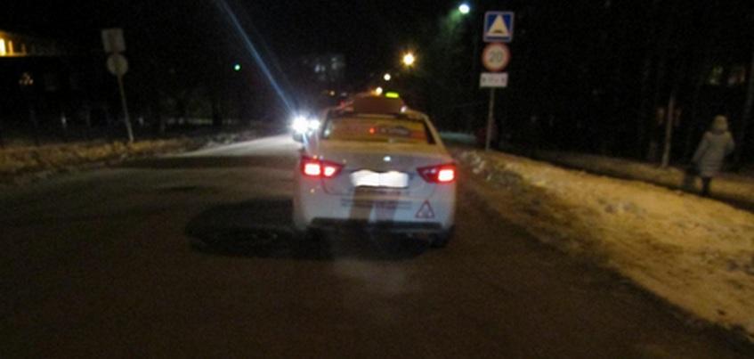 Таксист сбил двух пенсионеров на «зебре» в Ижевске