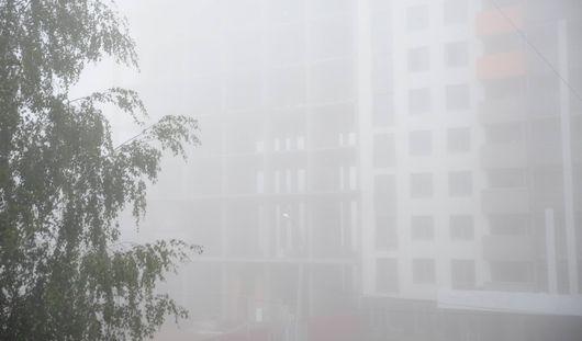 Мгла над городом и довольные дорогами: о чем этим утром говорят в Ижевске