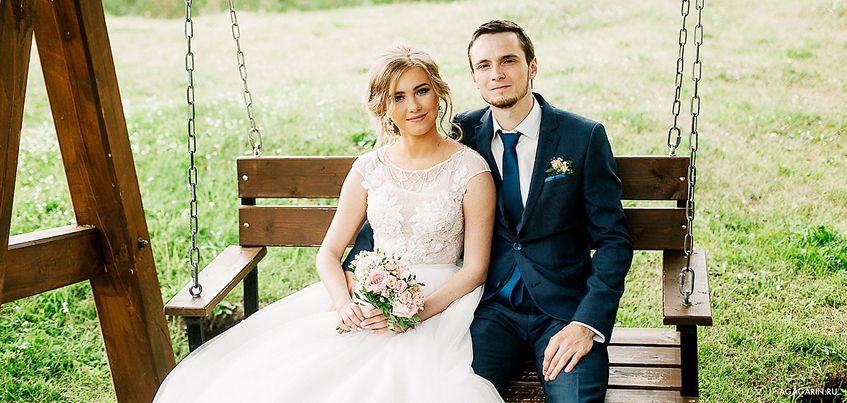 Ижевские молодожены: за год до свадьбы поймала букет невесты