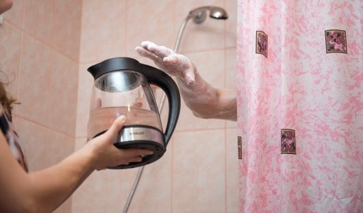 В Ижевске 18 августа отключат горячую воду на улицах 40 лет Победы и Молодежной