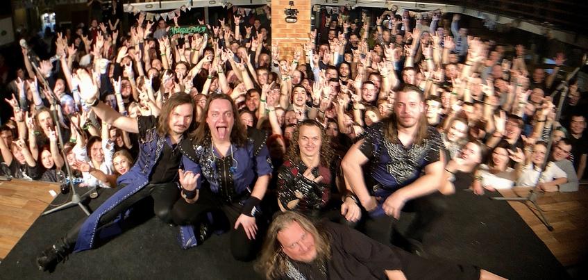 В мир эльфов и драконов: группа «Эпидемия» выступила в Ижевске с новой метал-оперой