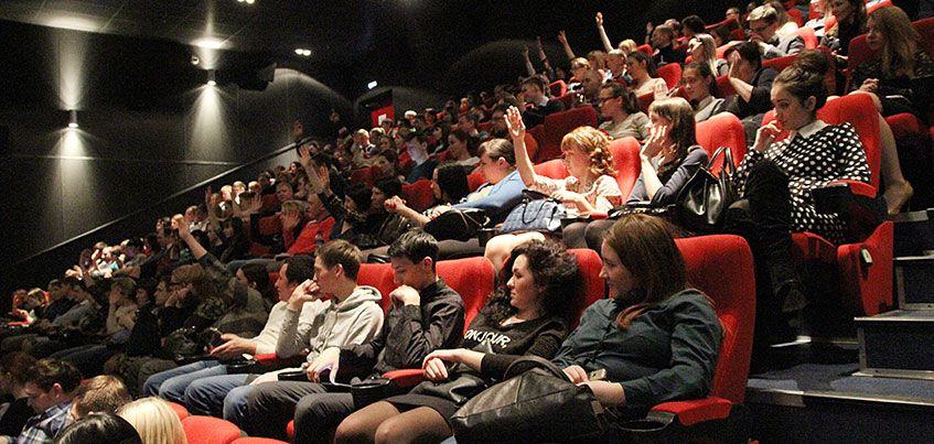 В этом году кинотеатр «Империя Грёз» отмечает первый крупный юбилей – нам 5 лет!