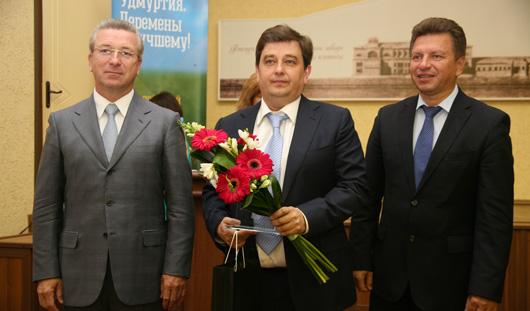 В муниципалитете Ижевска обсудили перспективы развития Удмуртии на ближайшие 5 лет