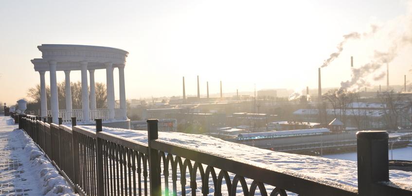 Погода в Ижевске: в выходные в городе выглянет солнце