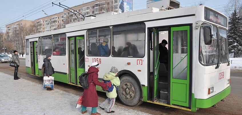Есть вопрос: какая температура должна быть в ижевском общественном транспорте?