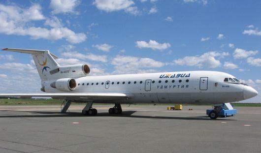 Первый рейс из Ижевского аэропорта за границу отправится через два года