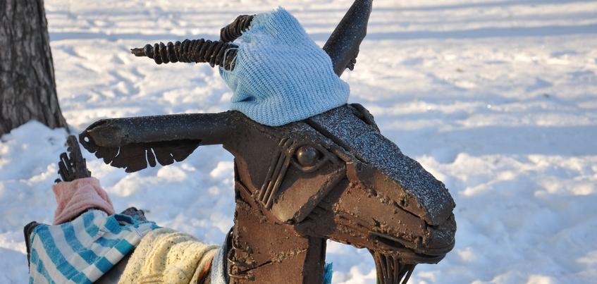 До -3°С и снег ожидают в Ижевске 17 декабря