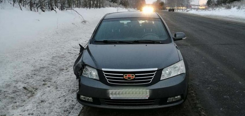 Молодой мужчина погиб на трассе Ижевск – Сарапул