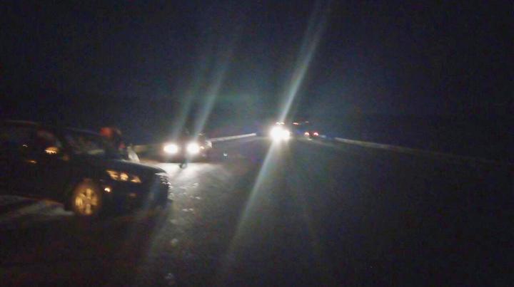 Двое взрослых и 5-летняя девочка пострадали в тройном ДТП на трассе Ижевск – Воткинск