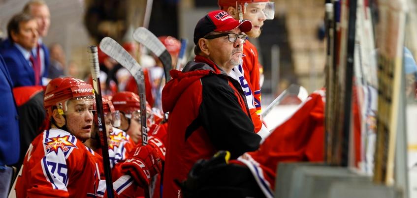 Хоккейная «Ижсталь» разгромно проиграла «Нефтянику» в Ижевске