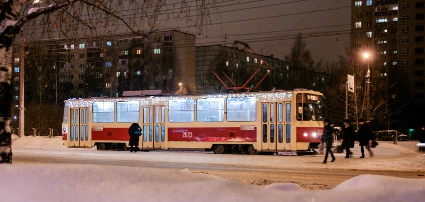 Движение трамваев через Восточный поселок в Ижевске не восстановлено