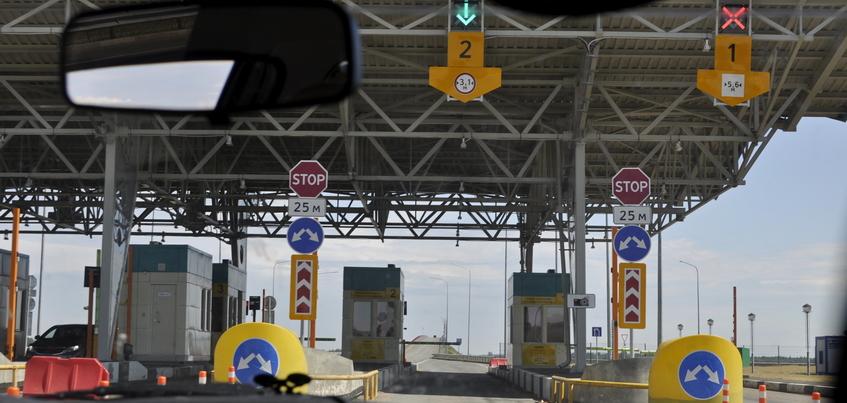 Правительство Удмуртии утвердило новые пределы тарифов на проезд через Камский мост