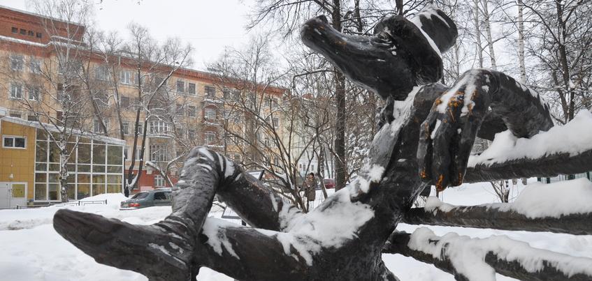 Погода в Ижевске: снегопады и до -8°С
