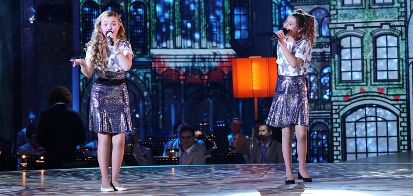 Юная певица из Ижевска Арина Петрова выступила в финале телешоу «Синяя Птица»