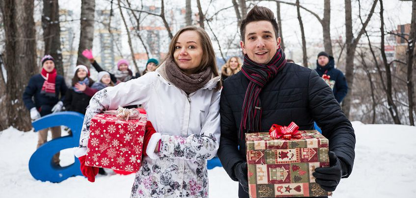 «Хоровод подарков»: на радио «Адам» запустили новогоднюю акцию с сюрпризами