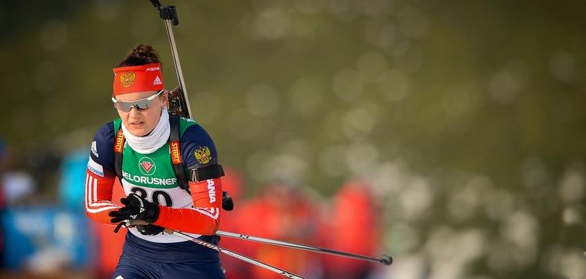 Наталья Гербулова победила в первой гонке «Ижевской винтовки»