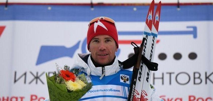 Мужской спринт на «Ижевской винтовке» выиграл Алексей Слепов