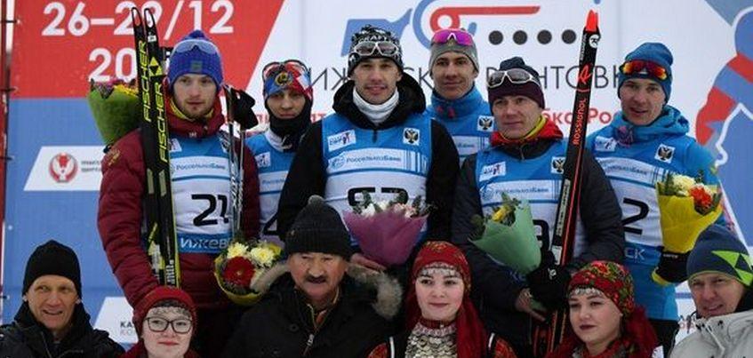 Вадим Филимонов выиграл второй спринт на «Ижевской винтовке»