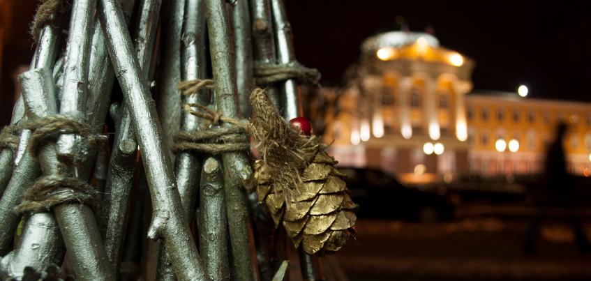 Погода в Ижевске: новогодняя ночь будет морозной