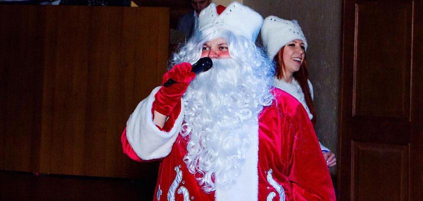 «Моя работа»: ижевчанин о том, легко ли быть Дедом Морозом и работе в новогоднюю ночь