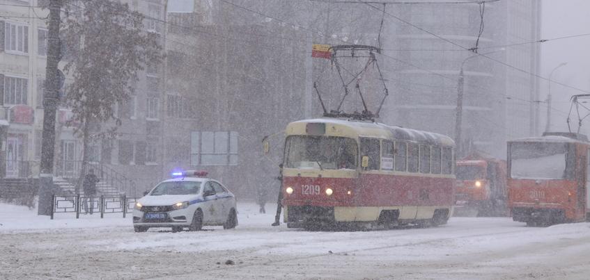 Движение трамвая №5 через Восточный поселок полностью восстановлено в Ижевске