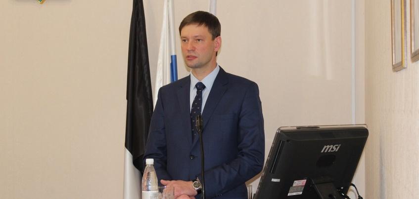 Новым главой Глазова стал Сергей Коновалов