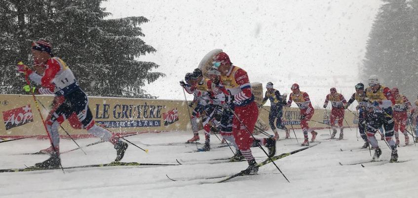 Лыжник из Удмуртии стал 10-м на этапе Тур де Ски в Германии
