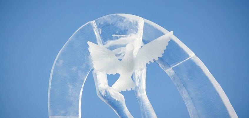 Строительство ледовых скульптур начнется в Ижевске 8 января