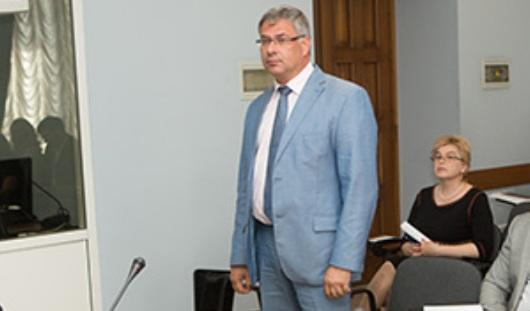Дмитрий Шмелев назначен руководителем аппарата Госсовета Удмуртии
