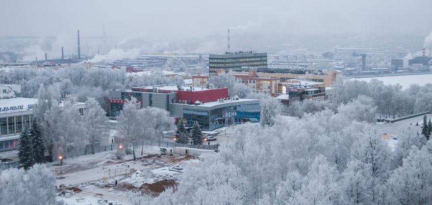 Небольшой снег ожидается в Ижевске 10 января