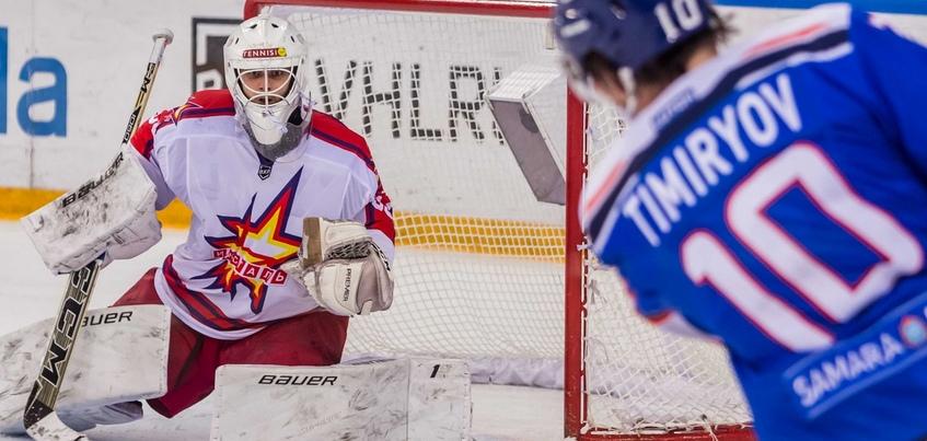 Хоккейная «Ижсталь» прервала семиматчевую серию поражений