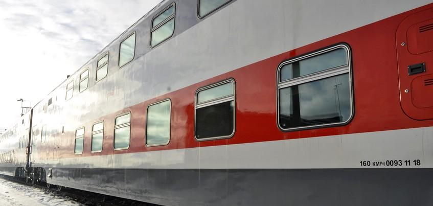 Невозвратные билеты начнут продавать на поезд Москва – Ижевск