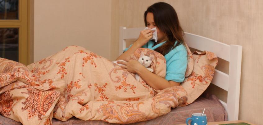 Первые в этом сезоне случаи гриппа зарегистрировали в Удмуртии